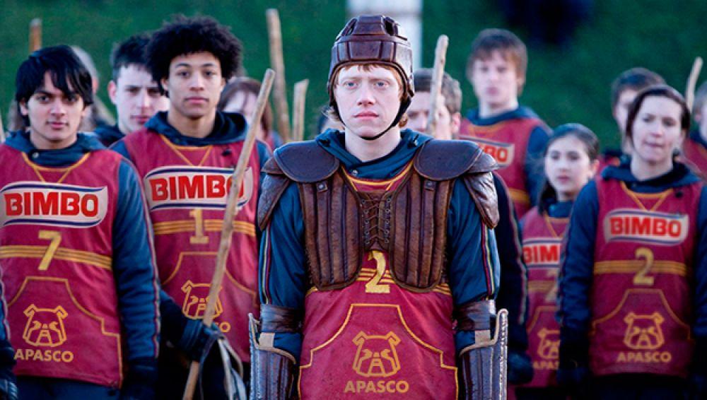 Ron Weasley en 'Harry Potter'