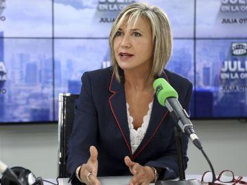 Julia Otero anuncia que tiene cáncer