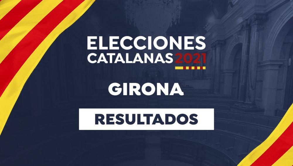 Resultado de las elecciones catalanas en Girona en 2021