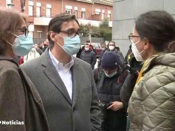 Los candidatos a las elecciones catalanas ya han votado en sus respectivos colegios