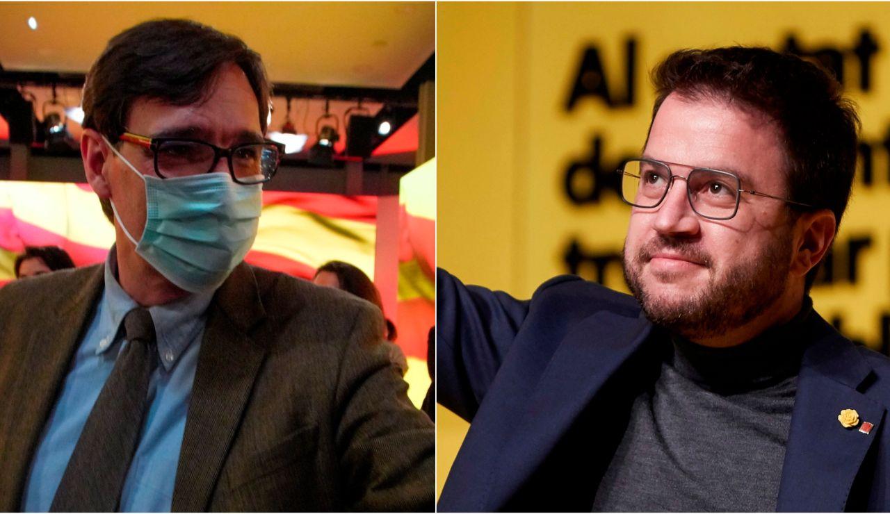 Así queda el bloque independentista y el bloque constitucionalista en las elecciones catalanas 2021