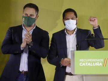 Quién es Julia, la niña a la que Abascal ha dedicado el buen resultado de Vox en las elecciones catalanas