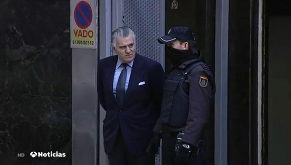 El juicio a Luis Bárcenas podría volver a retrasarse por la hospitalización por coronavirus del acusado Cristóbal Páez