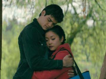 Noah Centineo y Lana Condor en 'A todos los chicos: Para siempre'