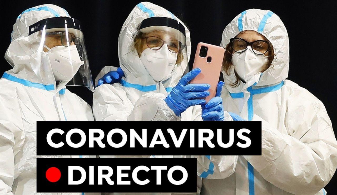 Coronavirus España hoy: Restricciones en Madrid, Cataluña, País Vasco, Extremadura, Comunidad Valenciana y última hora