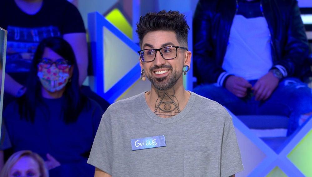 La bonita casualidad de Jorge Fernández con un concursante de 'La ruleta de la suerte'