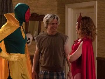 Imagen del capítulo 1x06 de 'WandaVision'