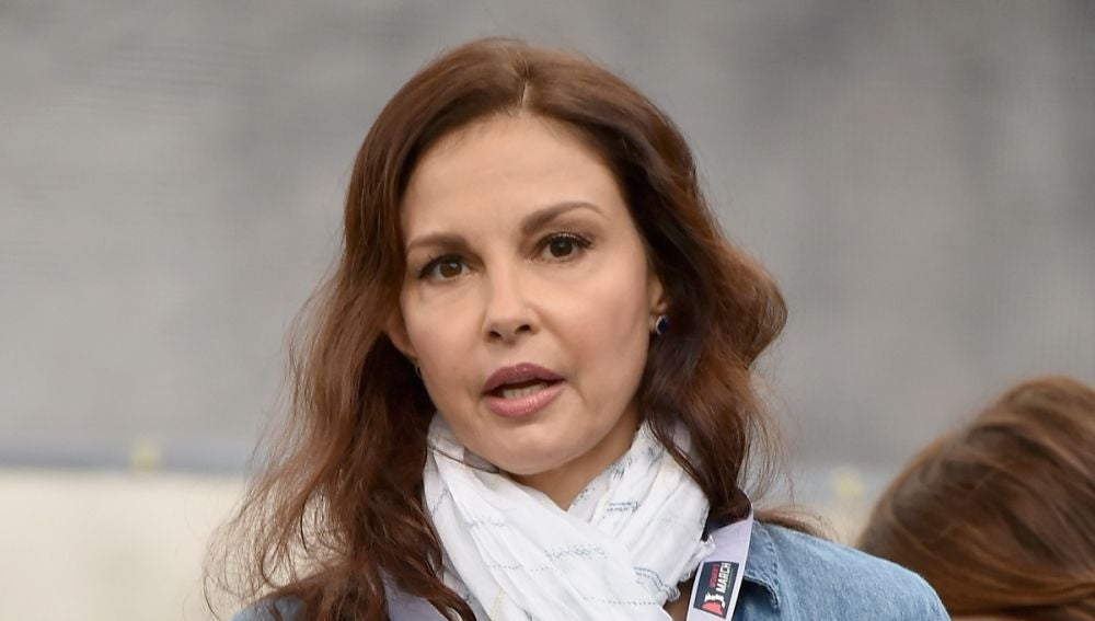 La actriz Ashley Judd