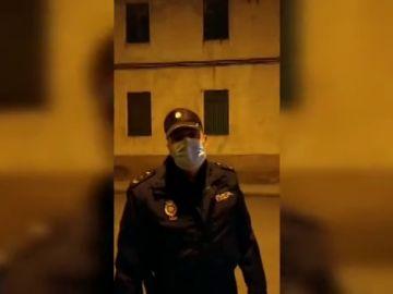 """El mensaje de un policía tras los actos violentos en Linares: """"Estamos para protegeros no para abusar de los ciudadanos"""""""
