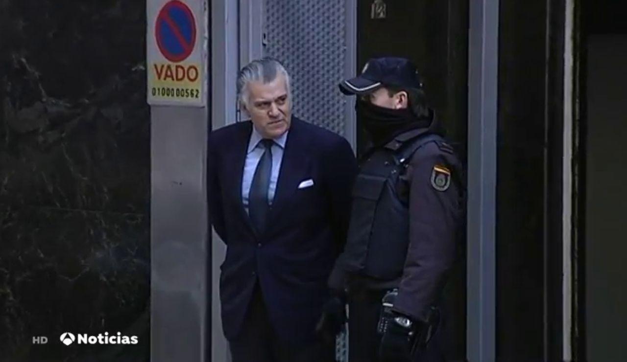 El Tribunal del 'caso Gürtel' decide suspender las sesiones de la vista oral por la enfermedad de Cristóbal Páez