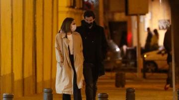 El romántico paseo de Tamara Falcó e Íñigo Onieva por San Valentín