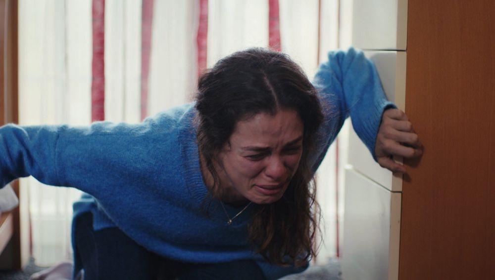 La desgarradora angustia de Bahar tras saber que Yeliz ha muerto
