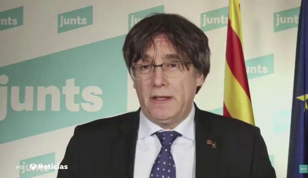 JxCat pierde la pugna con ERC y reducen las posibilidades del regreso de Carles Puigdemont a la Generalitat