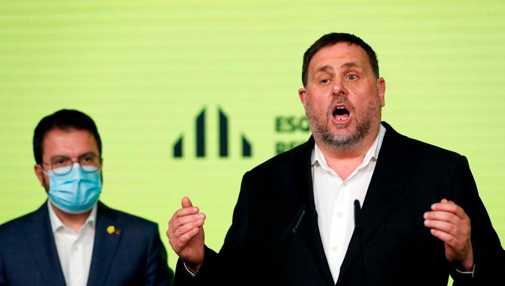 La Fiscalía ha presentado un recuso para anular el tercer grado concedido a los nueve presos del 1-O por las elecciones catalanas y que regresen a prisión.