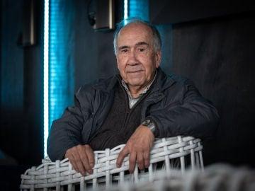El poeta Joan Margarit, ganador del Premio Cervantes 2019   ARCHIVO