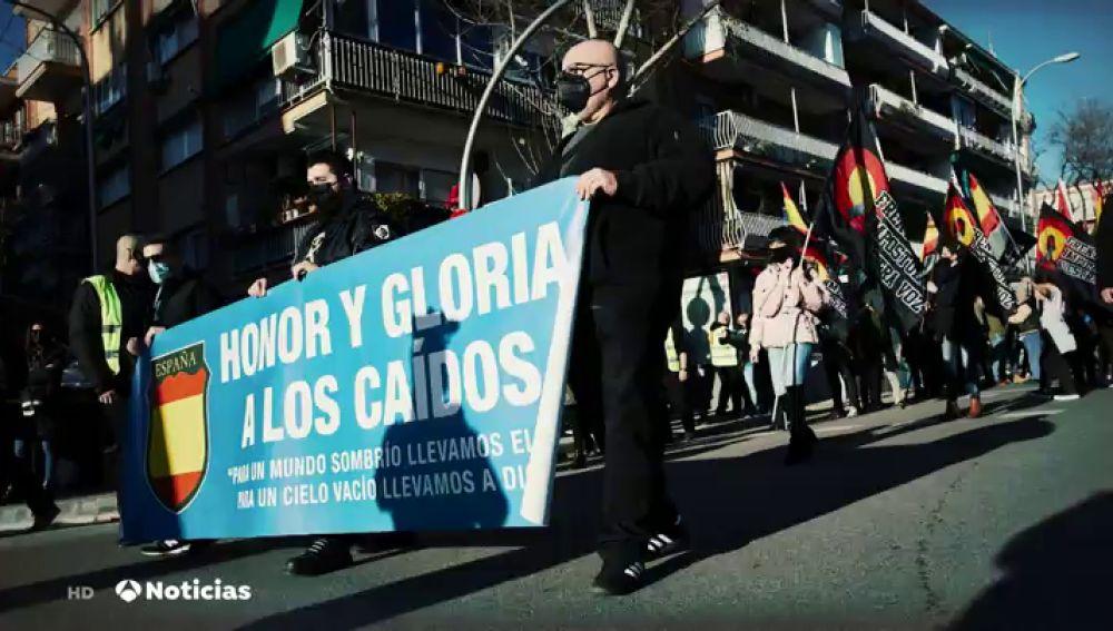 La Fiscalía de Madrid investigará si hubo delito de odio en el acto homenaje a la División Azul
