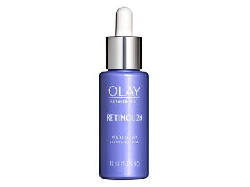 Sérum de noche Olay retinol 24 (PVPR: 34,99€)