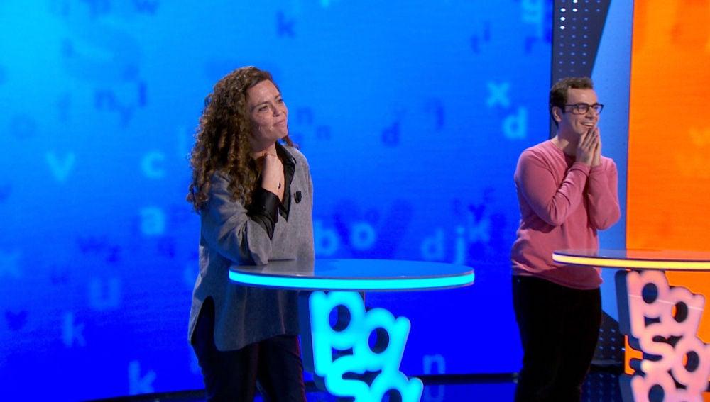 Marta deja escapar una victoria segura en 'El Rosco', ¿le ha podido el miedo?