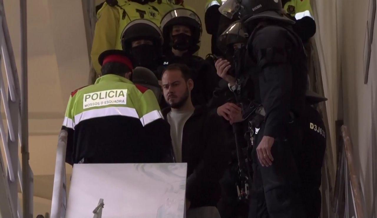 Pablo Hasel detenido