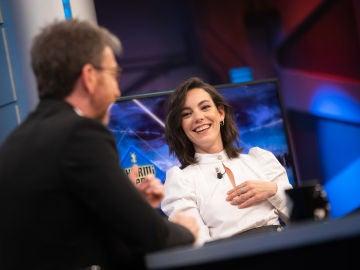 ¿Qué es el amor? Pablo Motos y Vicky Luengo se ponen románticos en 'El Hormiguero 3.0'