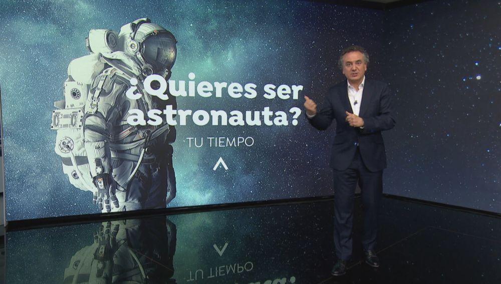 La ESA busca nuevos astronautas