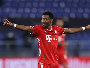 David Alaba confirma su marcha del Bayern Múnich, pero no revela su próximo equipo
