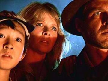 Fotograma de 'Indiana Jones y el templo maldito'