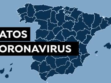 COVID-19: Datos de contagios y fallecidos por coronavirus en España y en el mundo hoy