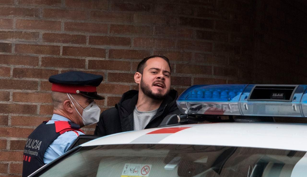Detención Pablo Hasél