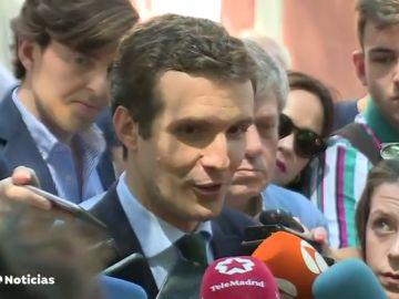 Esto decía Pablo Casado sobre la sede del PP en Génova
