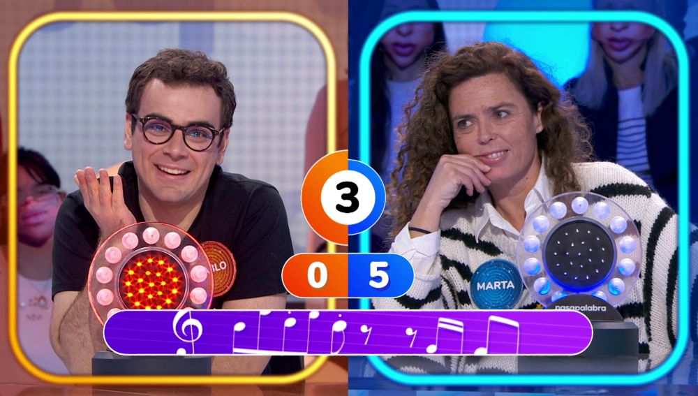 """El divertido y aplaudido corte de Roberto Leal a Pablo: """"No me vale"""""""