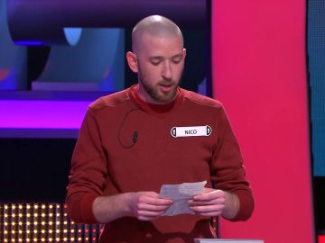 El sentido poema de un concursante tras cumplir su sueño de participar en '¡Ahora caigo!'