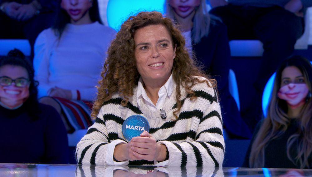 """El refranero español tomó la decisión de Marta en el último rosco: """"Ganó el de pájaro en mano"""""""