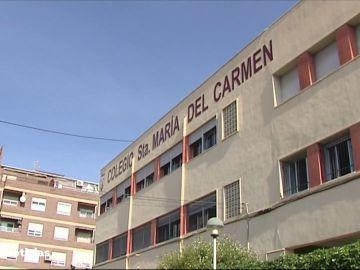 200 alumnos confinados por un brote de coronavirus en un colegio de Elda (Alicante)