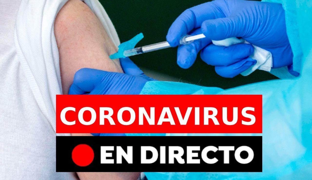 Coronavirus España hoy: Última hora de las restricciones, confinamientos y vacunas en directo