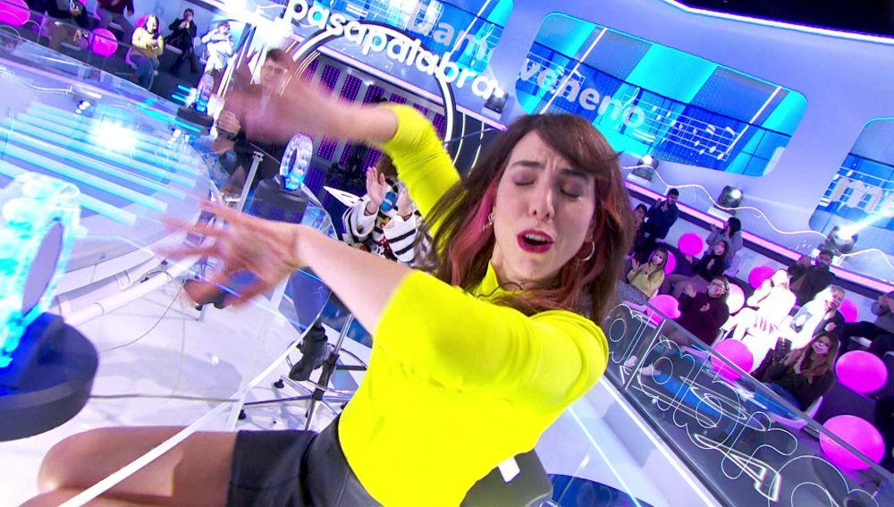 ¡Ha nacido una estrella! Alicia Rubio se arranca con 'Dame veneno' para ganar a Beatriz Rico