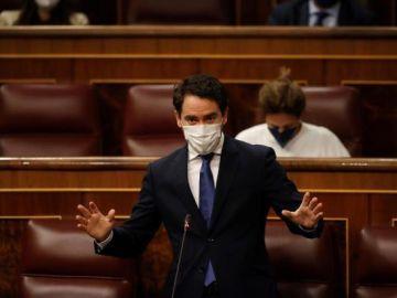 Teodoro García-Egea en el Congreso