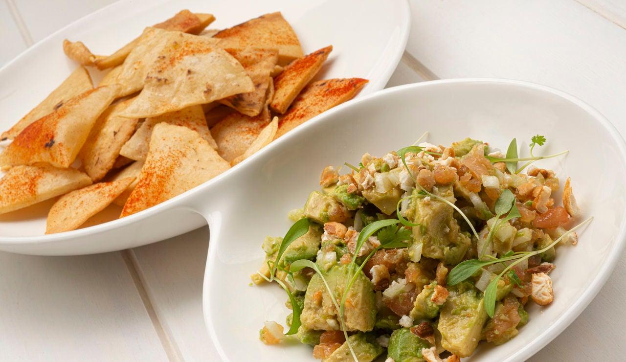 """Arguiñano, sobre la receta de totopos con guacamole: """"Muy interesante y sencillo"""""""
