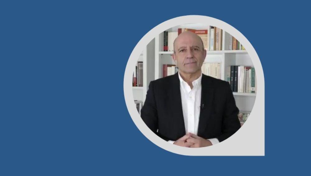 José Antonio Zarzalejos, periodista experto en Casa Real