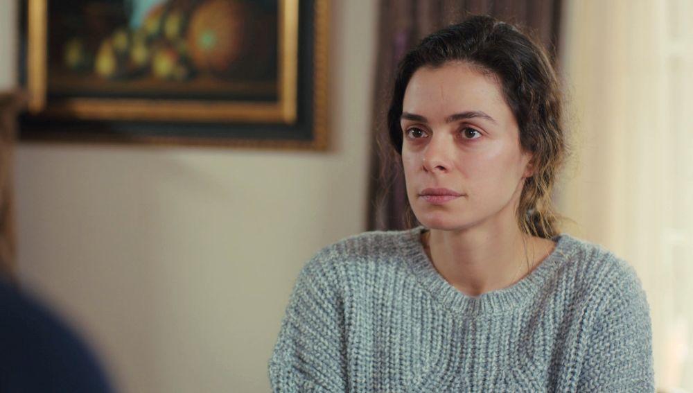 Avance de 'Mujer': Cara a cara entre Bahar y Sarp… con consecuencias inesperadas