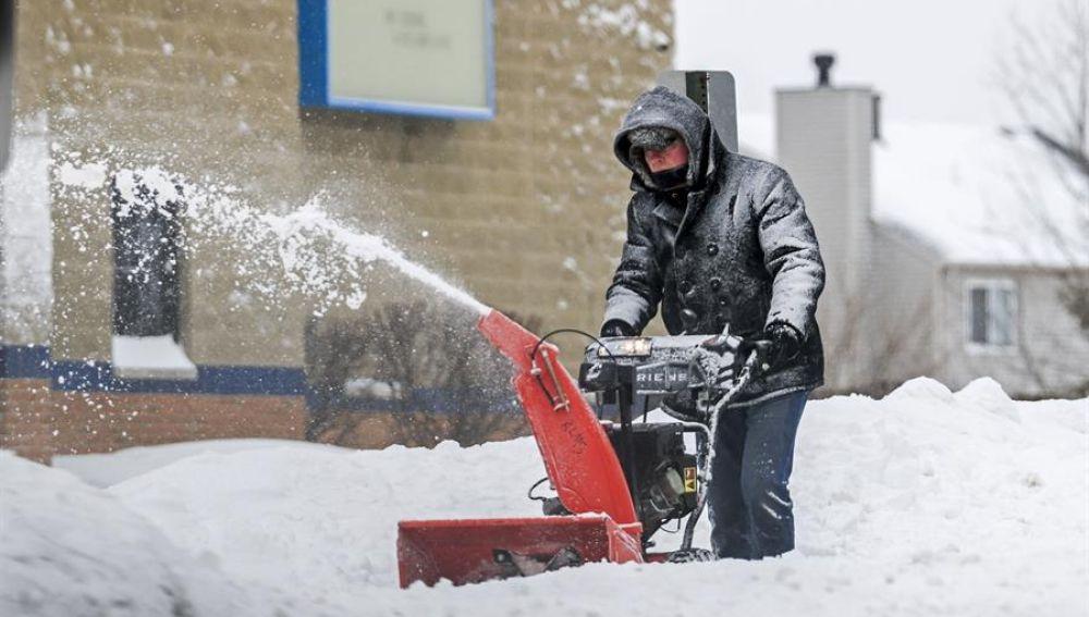 Más de 20 muertos en la ola de frío de EEUU.