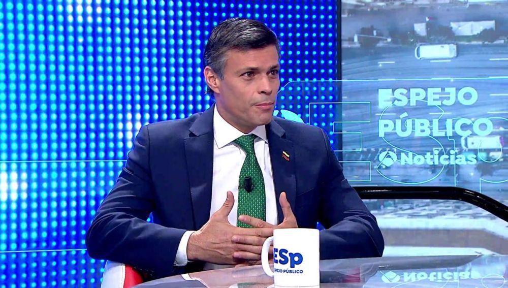 Efemérides de hoy 18 de febrero de 2021: Leopoldo López