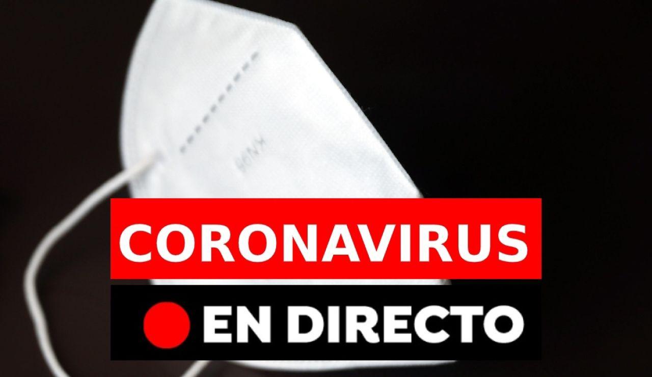 Coronavirus España hoy: Última hora de este jueves 18 de febrero