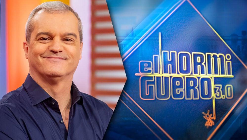Ramón García en El Hormiguero 3.0