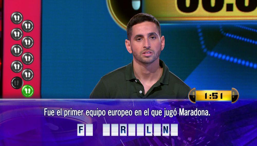 Un Duelo Final con posibilidades: ¿Habrá logrado Gerardito acertarlas todas?