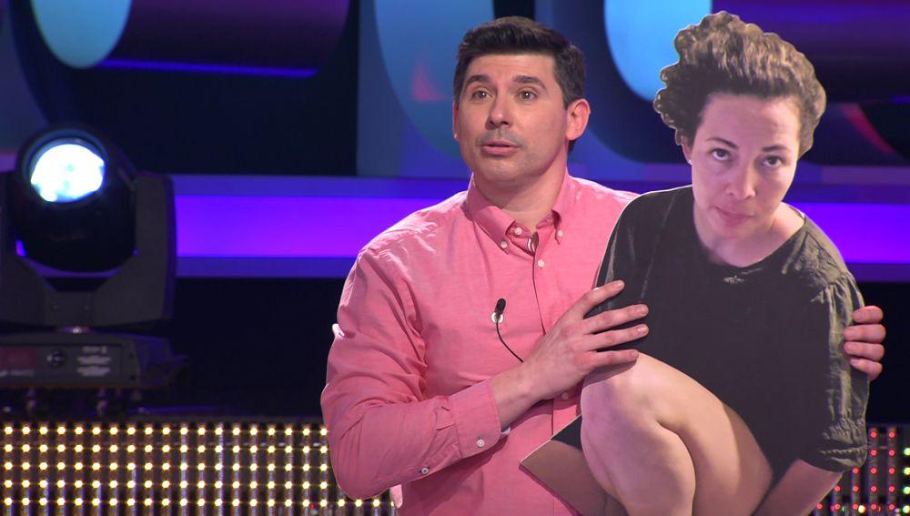 La inexplicable anécdota de Antonio en '¡Ahora caigo!' con… ¡una foto a traición de su novia!