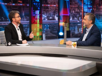 "Pablo Motos desvela su tensa visita al CNI: ""Te hemos investigado por si eras de Al Qaeda"""