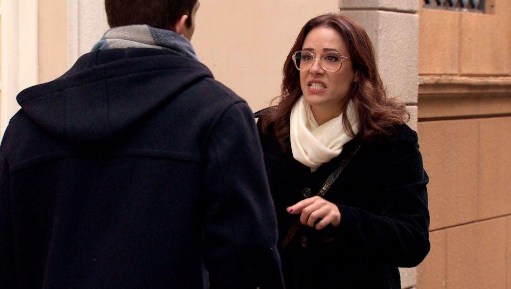 Avance 'Amar es para siempre': La grave acusación de Cristina para presionar a Tito