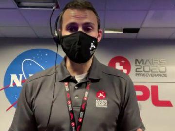 """Fernando Abilleira, uno de los responsables en la NASA del rover Perseverance: """"Ir a Marte es peligroso"""""""