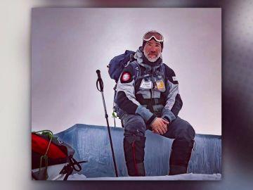 José Trejo, el pacense que atravesó el lago helado del Baikal patinando sin tener ni idea de patinar